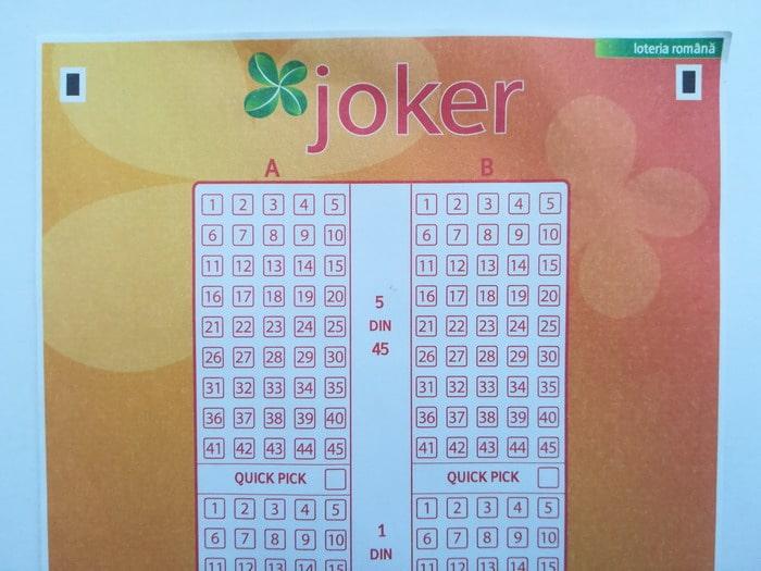 Bilet Joker